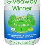 Perfect 3 Grass Blend Winner