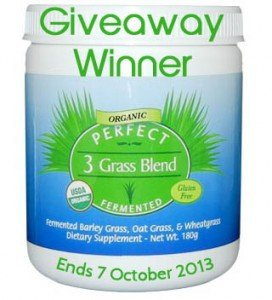 Perfect 3 Grass Blend Winner