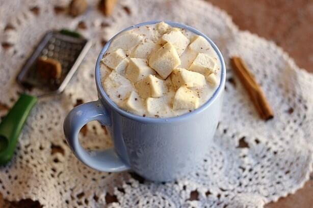 Thick and Creamy Hot Vanilla (Dairy-Free, Vegan, Paleo)