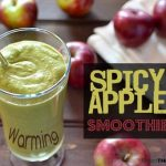 Warming Spicy Apple Smoothie