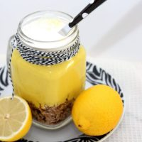 Lemon Meringue Pie Smoothie