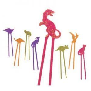 Dinosaur Chopsticks in Assorted Styles