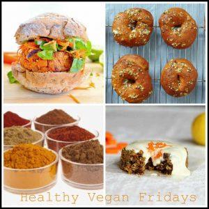 Healthy Vegan Fridays 2013 11 22