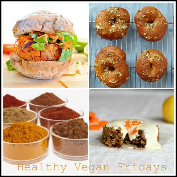 Healthy Vegan Fridays 2013 11 22