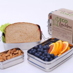 Stainless Steel ECOlunchbox