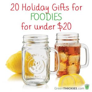 20 Gifts for foodies for under 20 dollars