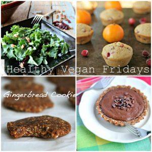 Healthy Vegan Fridays 2013 12 06