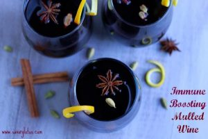 Immune Boosting Mulled Wine