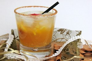 Kristy's Cold Weather (Christmas) Cocktail