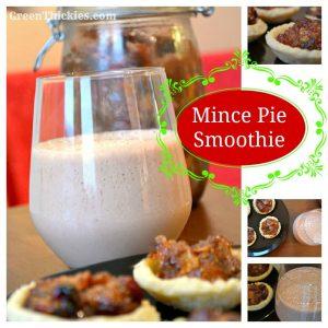 Mince Pie Smoothie