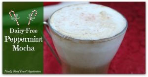 Vegan Peppermint Mocha 35 Healthy Holiday Drinks by Green Thickies