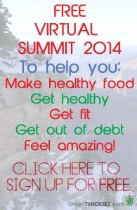 Free Virtual Health Summit 2014 - SIGN up FREE now