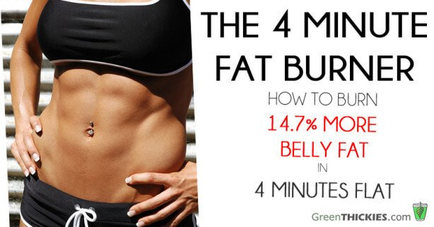 Smoothie recipes to lose belly fat