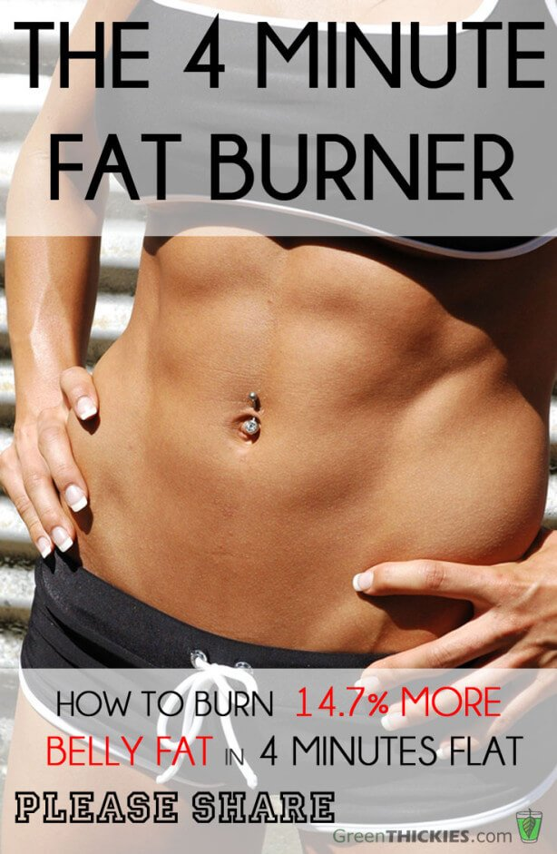 Burn The Belly Fat