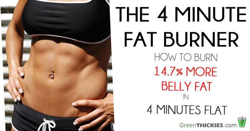 How to burn belly fat with lemon zest