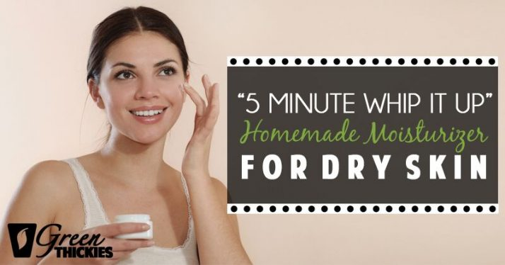 5 minute whip it up homemade moisturizer for dry skin 5 minute whip it up homemade moisturizer for dry skin solutioingenieria Gallery