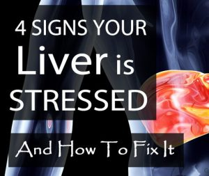 4 Signs Your Liver is STRESSED & How To Fix It b