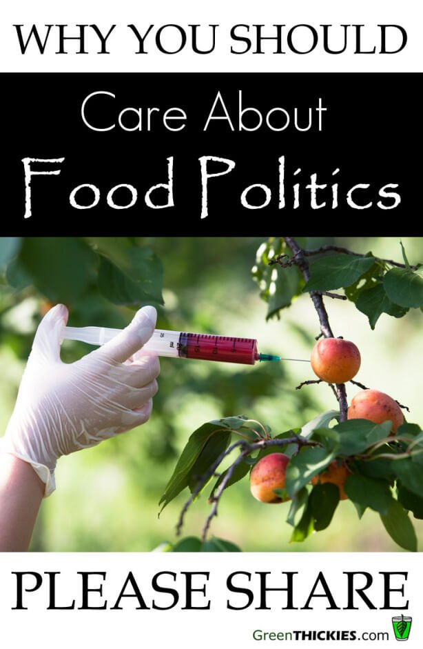 Why You Should Care About Food Politics