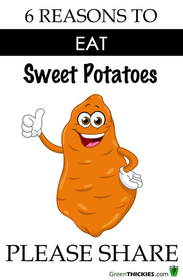 how to eat sweet potate