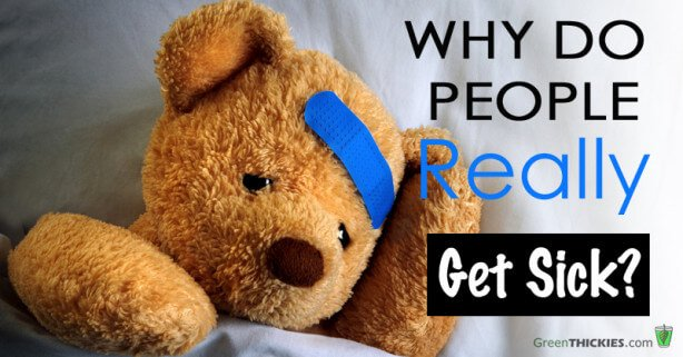 Why Do People Really Get Sick?