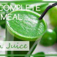The Complete Meal Green Juice