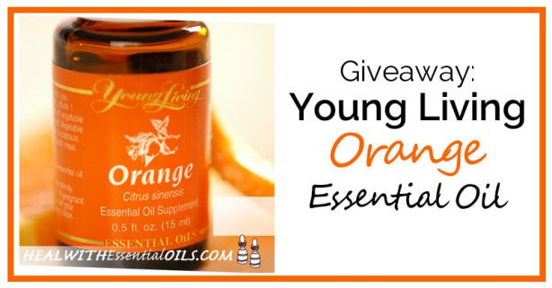 young living giveaway young living orange essential oil giveaway 9844