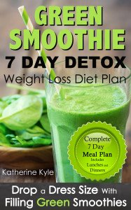 Do you want to lose weight this summer? Get my 7 Day Diet Plan on kindle now!