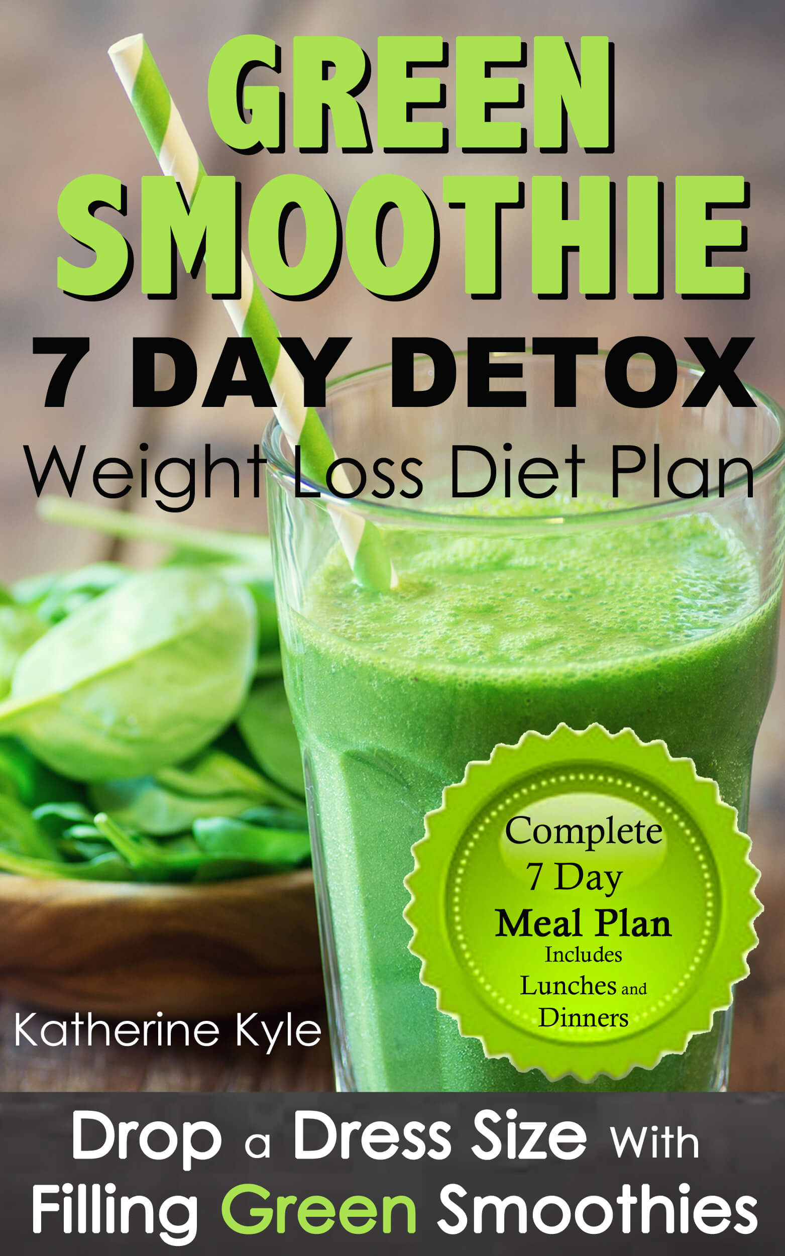 Do you want to lose weight this summer? Get my 7 Day Green ...