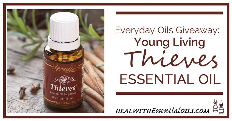 young living giveaway everyday oils giveaway young living thieves essential oil 7644