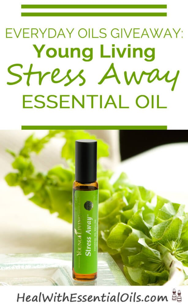 young living giveaway everyday oils giveaway young living stress away essential oil 3644