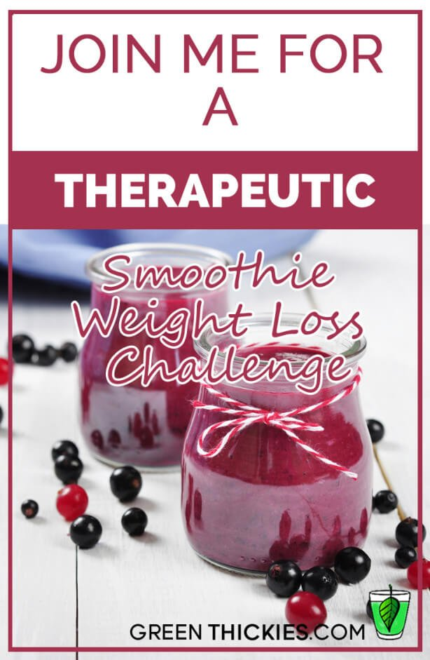 Join me for a Power Meal Smoothie Weight Loss Challenge