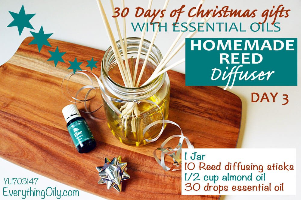 Day 3 30 Days Of Christmas Gifts With Essential Oils