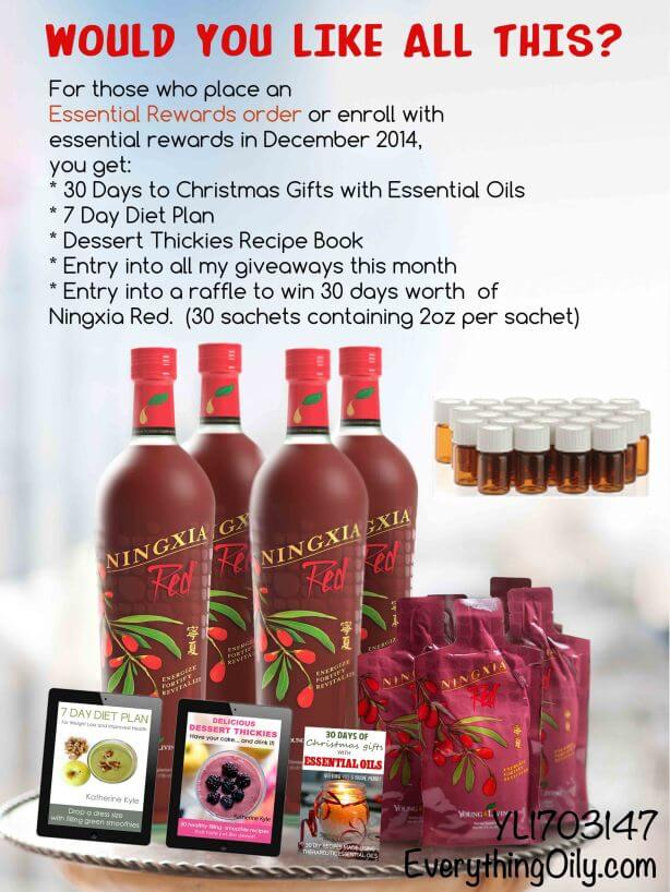 Get started with essential rewards in December and get all thees incentives free