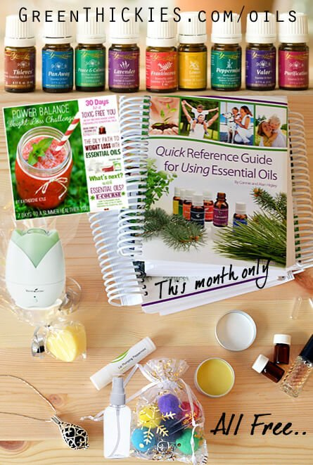 January 2015 essential oils incentives