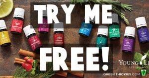 If I sent you some samples of Young Living essential oils would you use them?
