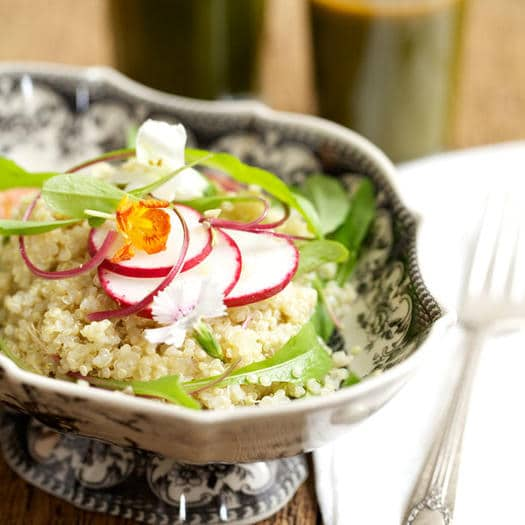 10 Of The Best FREE Detox Diets; quinoa salad