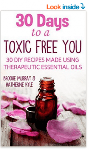 30 Days to a toxic free you book