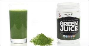 This is the green powder I use for my green smoothies
