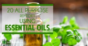 20 all purpose remedies using essential oils.