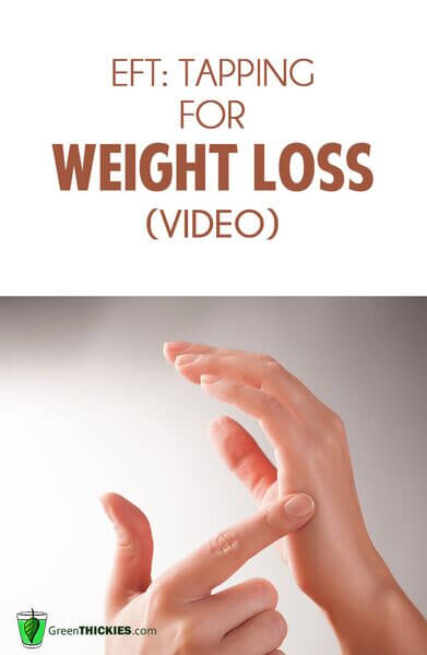 EFT tapping for weightloss