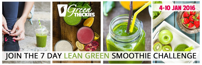 Lean Green Smoothie Challenge