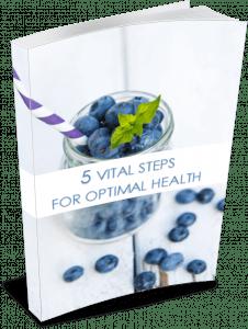 3D 5 Vital Steps Cover