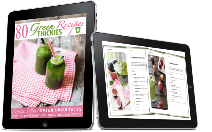 80 GREEN THICKIES RECIPE BOOK