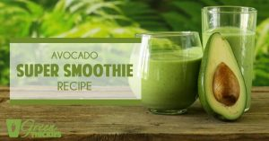 Avocado Super Smoothie Recipe