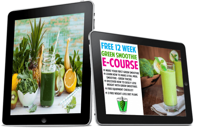 12 week green smoothie ecourse