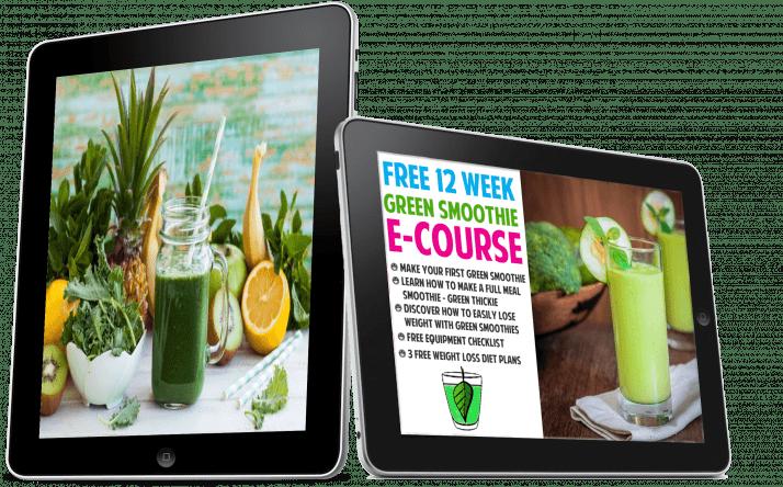 12 week green smoothie ecourse