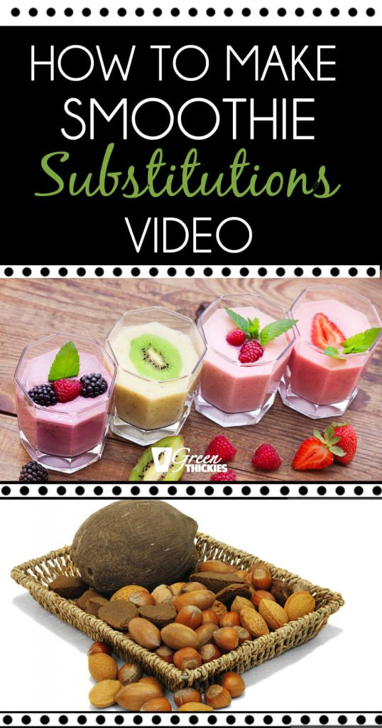 Day 2 Lean Green Smoothie Challenge How To Make Smoothie Ingredient Swaps