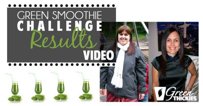 Day 5 Lean Green Smoothie Challenge Results Video - WOW