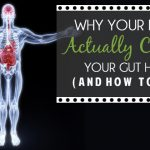 Why Your Mood Actually Controls Your Gut Health (and how to fix it)
