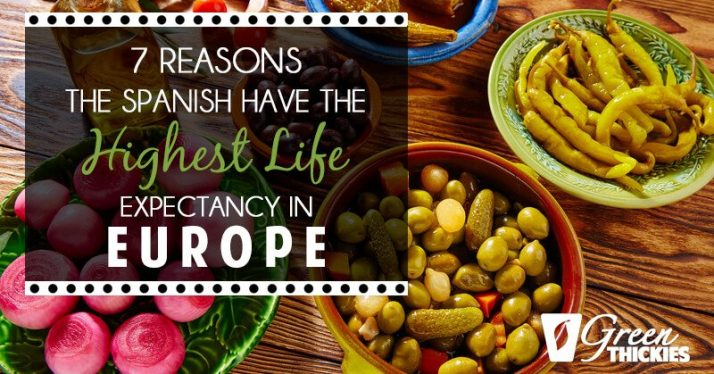 7 Reasons the Spanish Have the Highest Life Expectancy in Europe